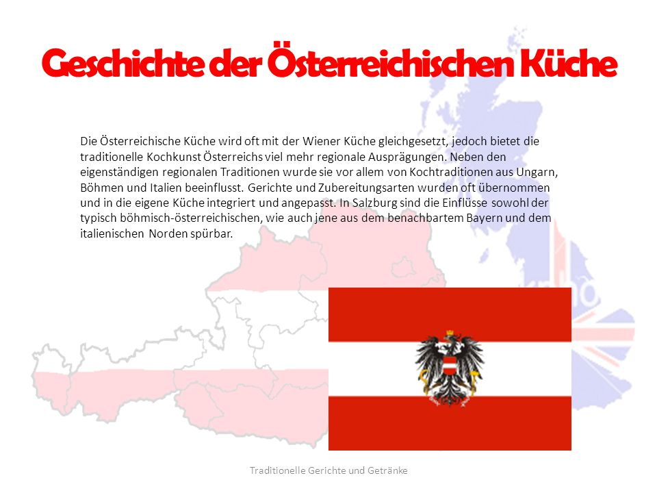 Geschichte der Österreichischen Küche