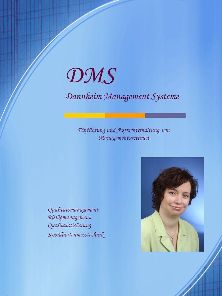 Einführung und Aufrechterhaltung von Managementsystemen
