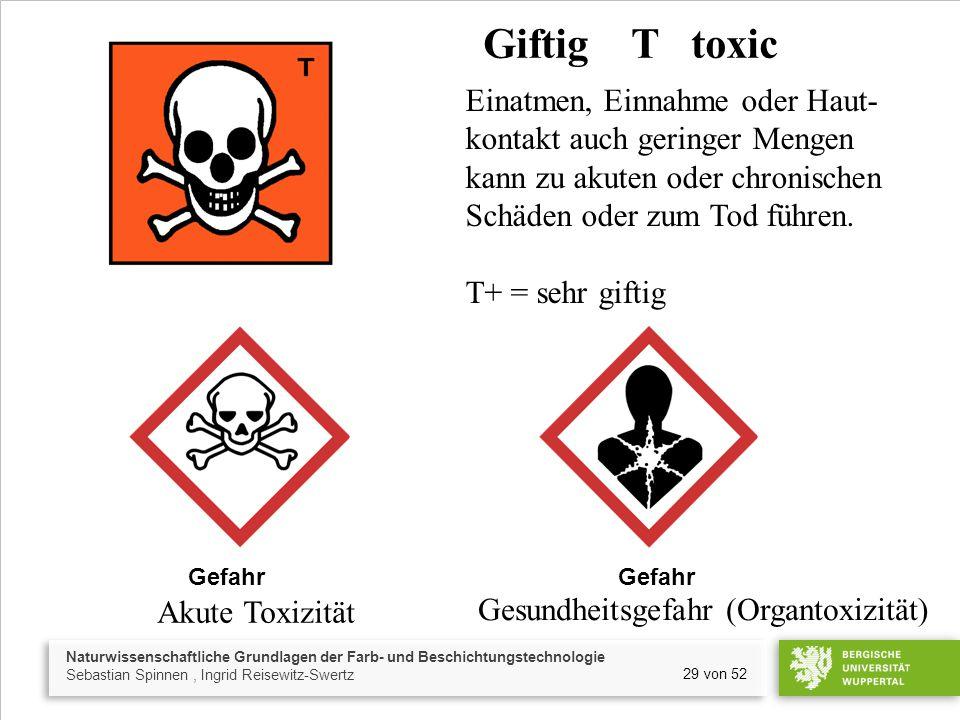 Giftig T toxic Einatmen, Einnahme oder Haut-