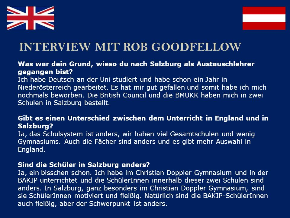 INTERVIEW MIT ROB GOODFELLOW