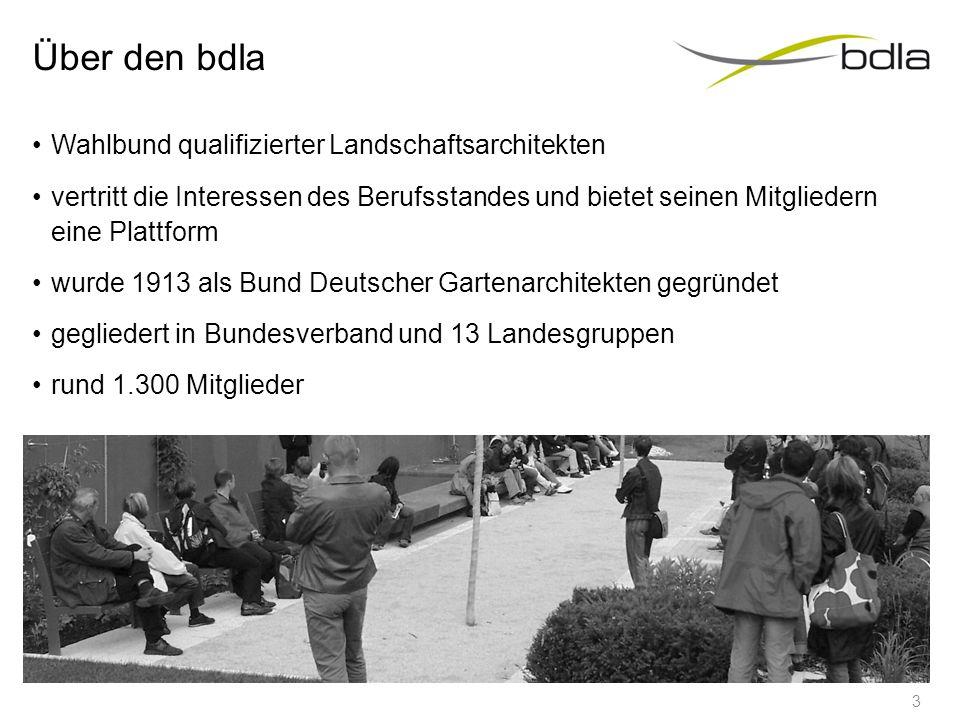 Bundesverband und Landesgruppen