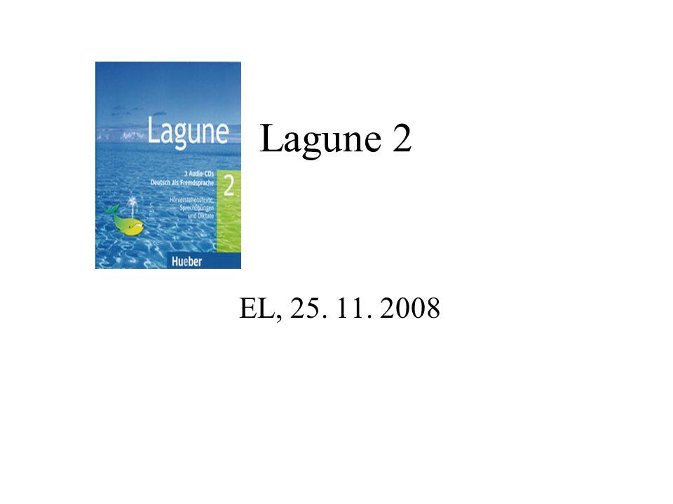 Lagune 2 EL, 25. 11. 2008