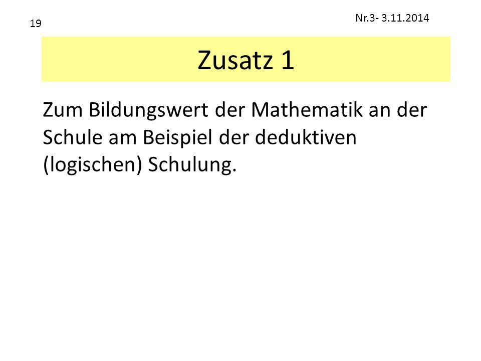Nr.3- 3.11.2014 19. Zusatz 1.