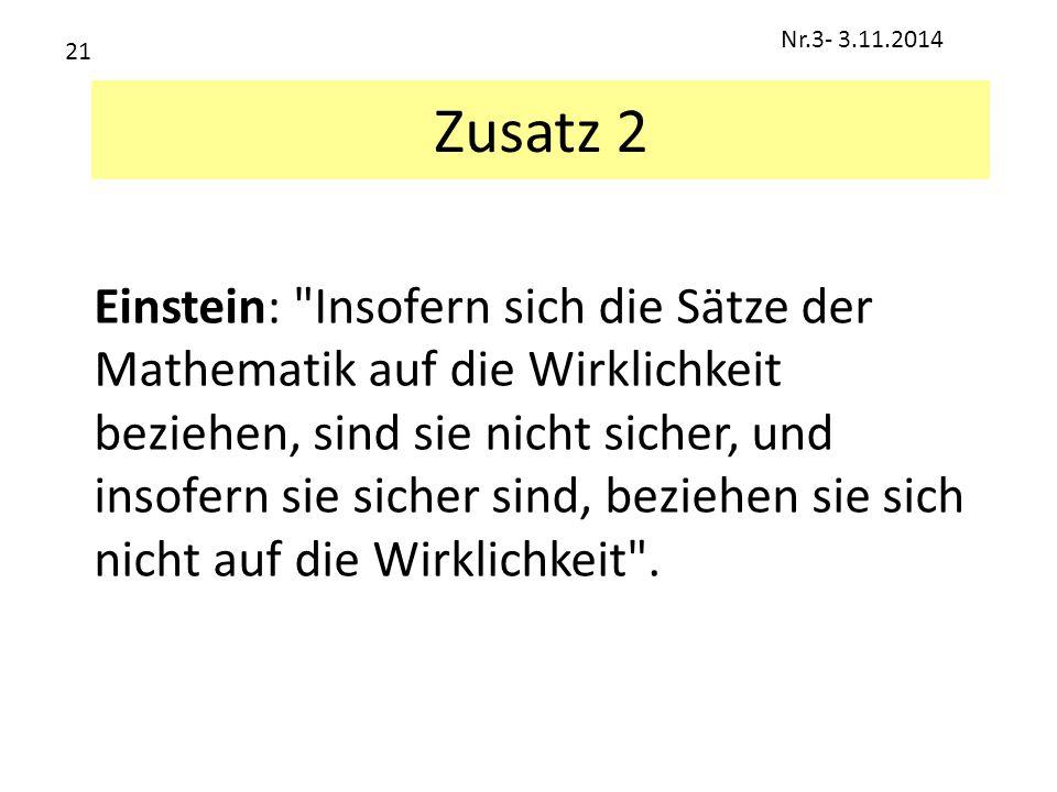 Nr.3- 3.11.2014 21. Zusatz 2.