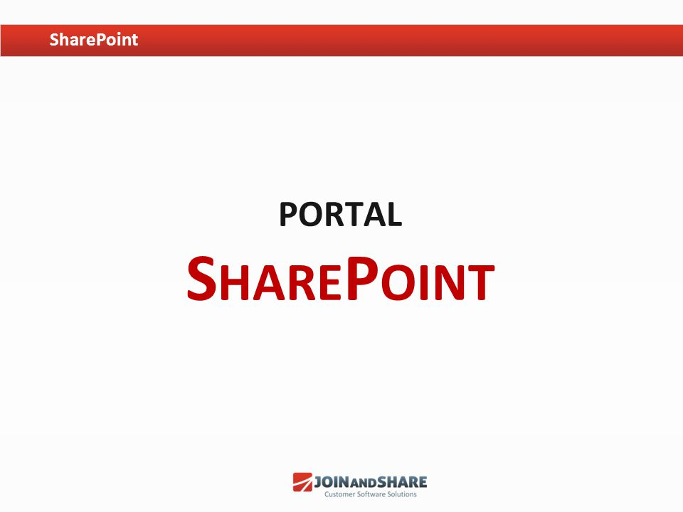 SharePoint Portal SharePoint