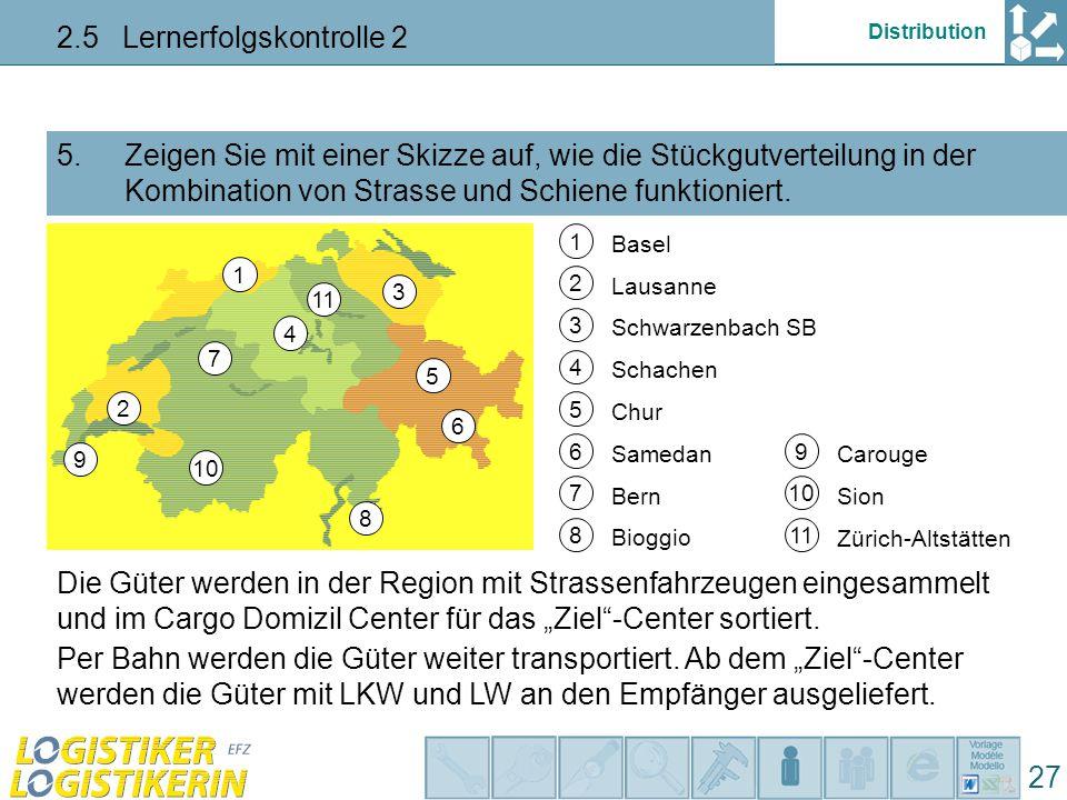 2.5 Lernerfolgskontrolle 2
