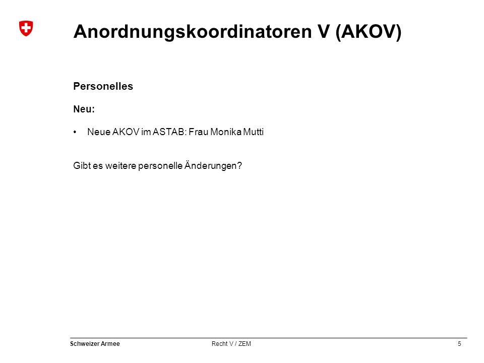 Personelles Neu: Neue AKOV im ASTAB: Frau Monika Mutti