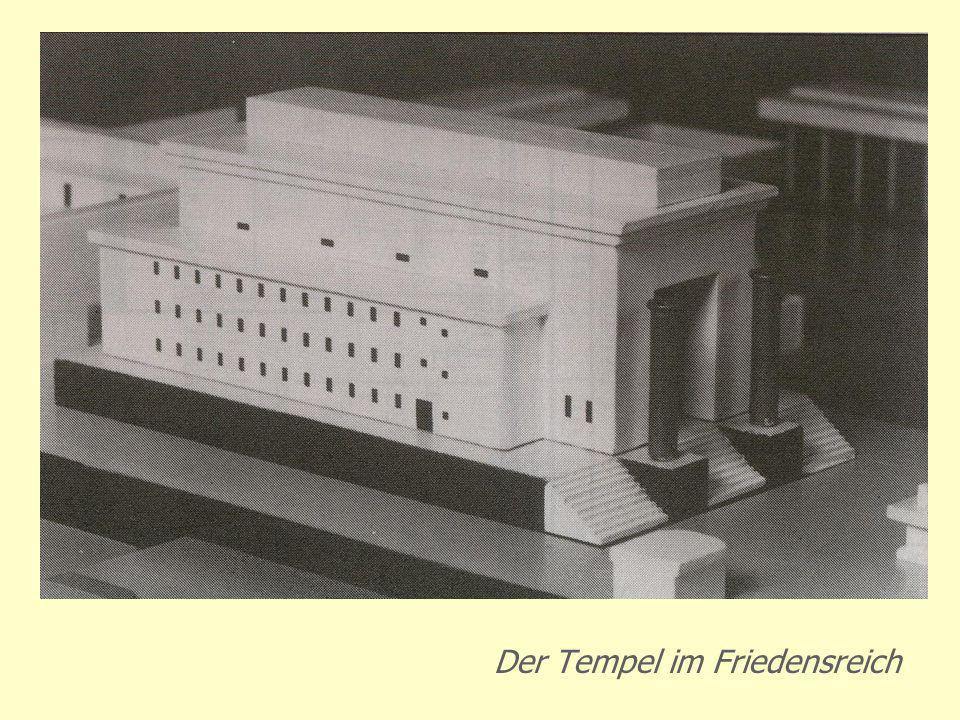 Der Tempel im Friedensreich