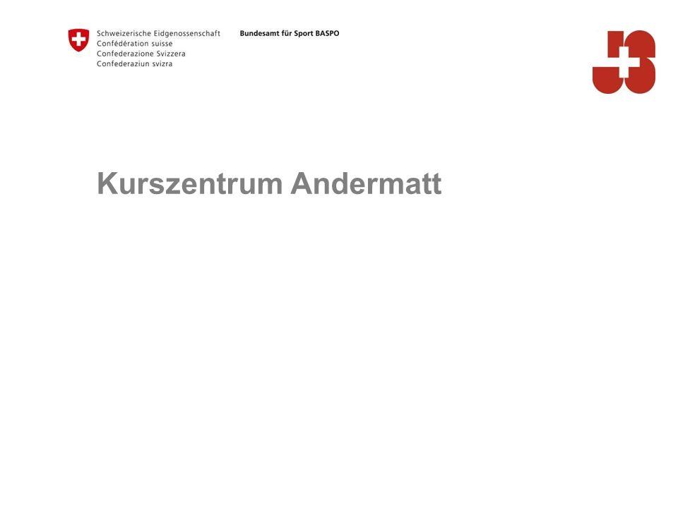 Kurszentrum Andermatt