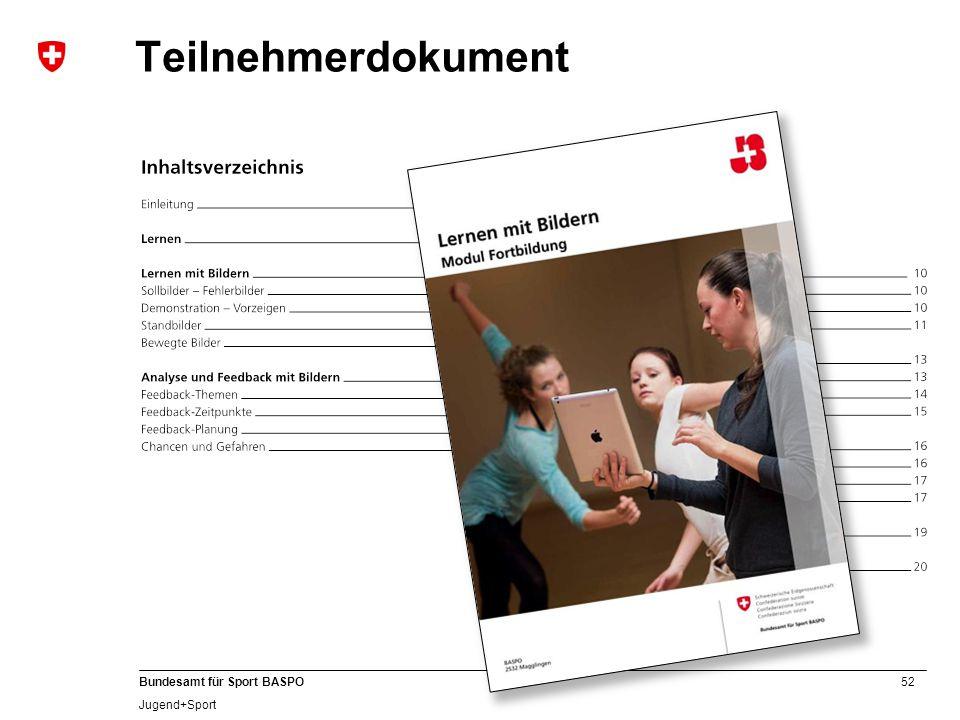 Teilnehmerdokument