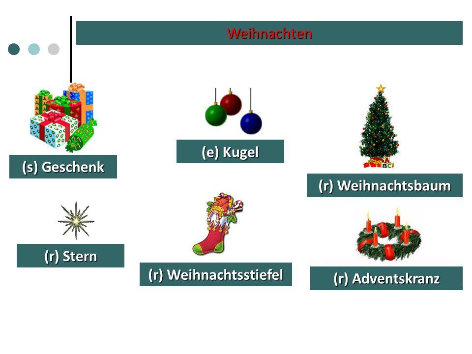 (r) Weihnachtsstiefel