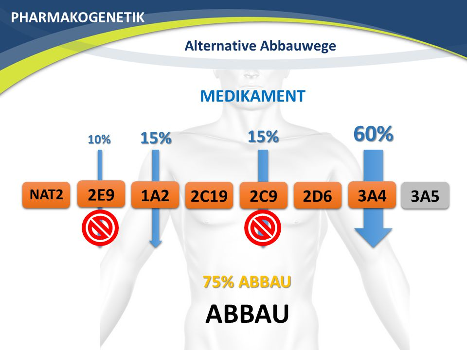 Alternative Abbauwege