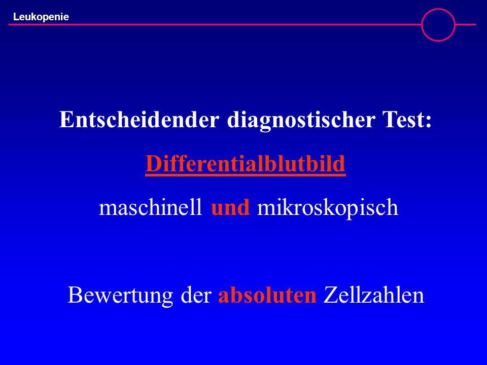Differentialblutbild