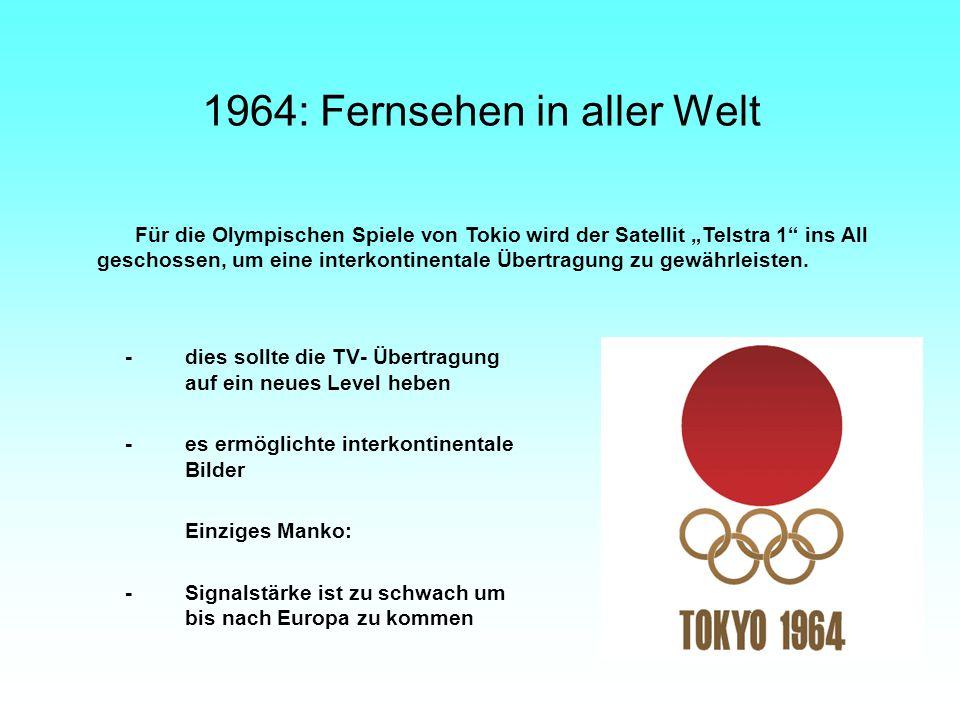 1964: Fernsehen in aller Welt