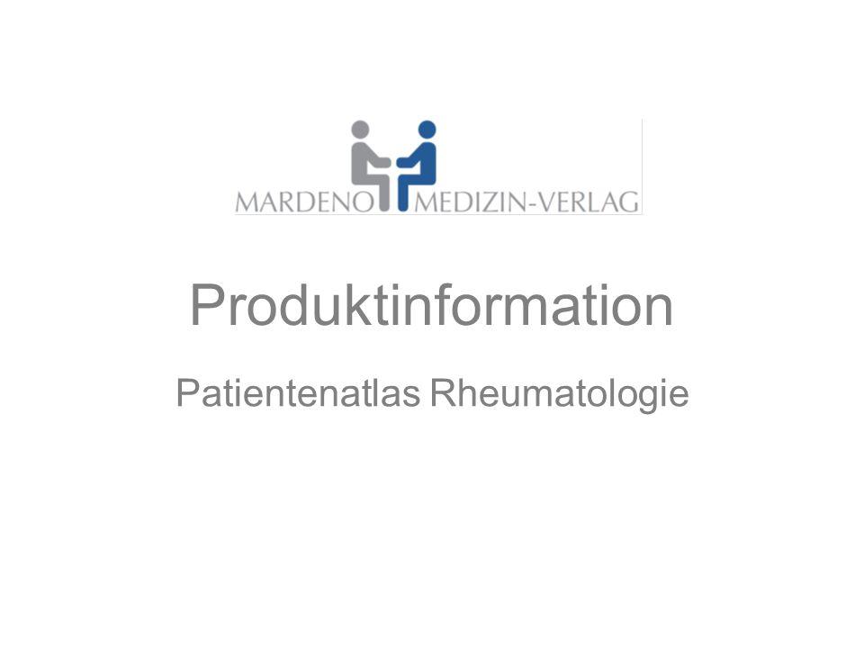 Patientenatlas Rheumatologie