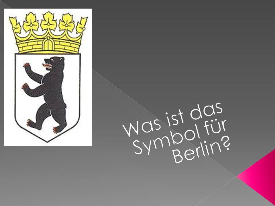Was ist das Symbol für Berlin