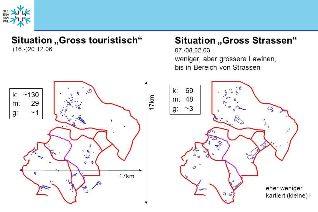 "Situation ""Gross touristisch Situation ""Gross Strassen"