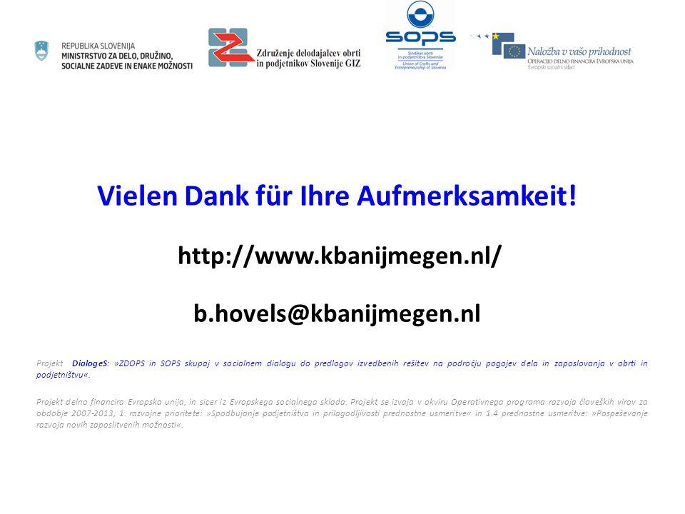 Vielen Dank für Ihre Aufmerksamkeit. http://www. kbanijmegen. nl/ b