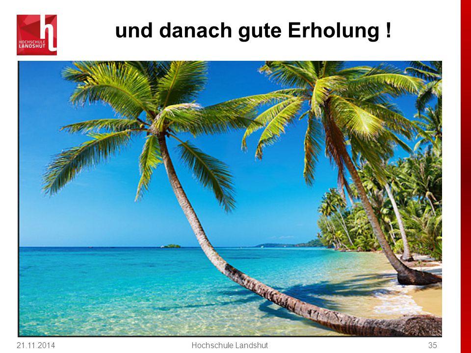 Hochschule Landshut Am Lurzenhof 1 ∙ D-84036 Landshut Tel