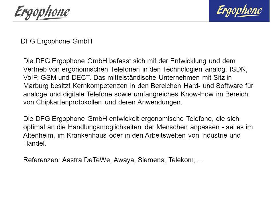 DFG Ergophone GmbH