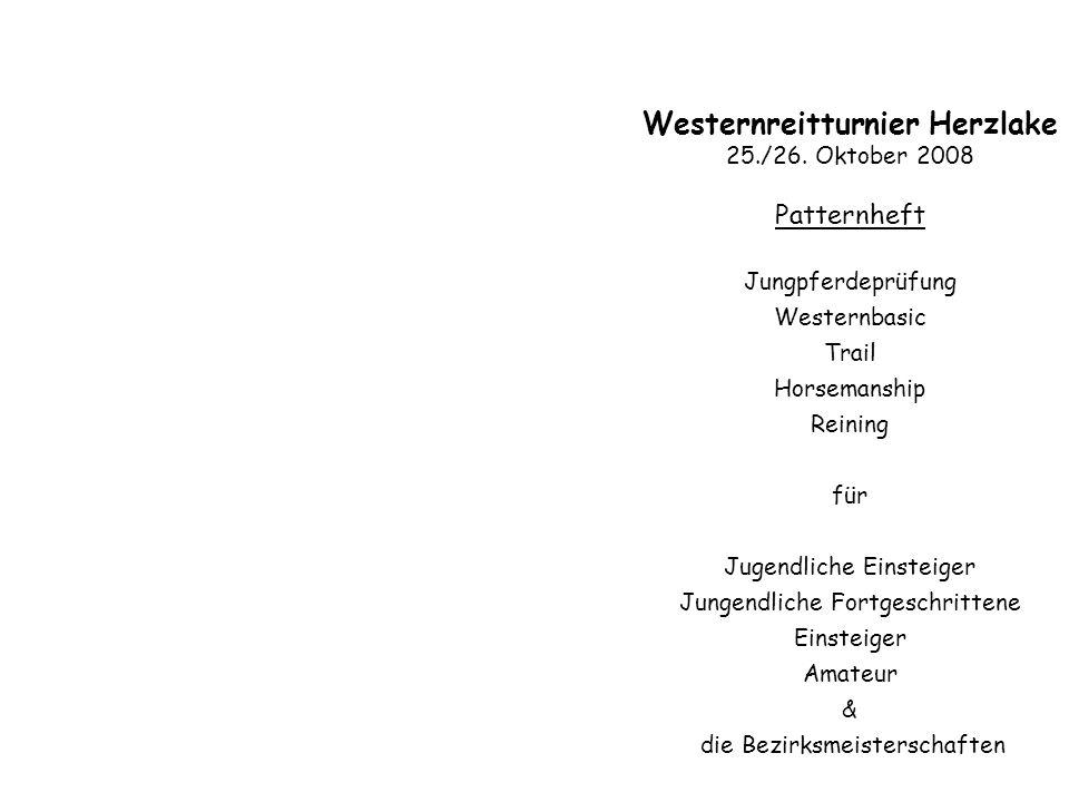 Westernreitturnier Herzlake