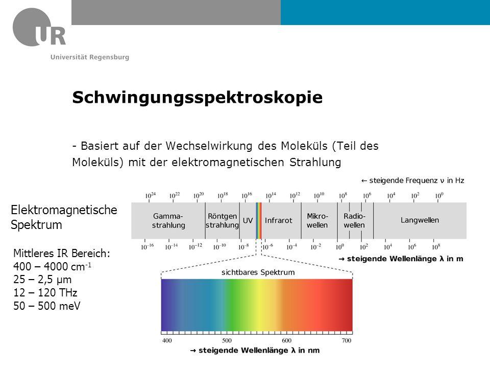 Schwingungsspektroskopie