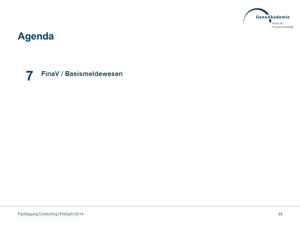 7 Agenda 07.04.2017 FinaV / Basismeldewesen