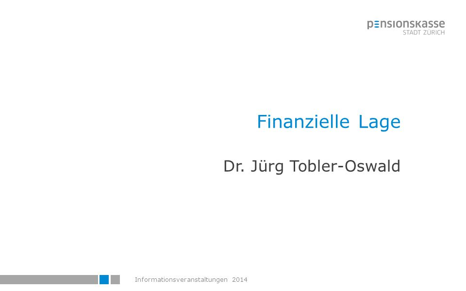 Finanzielle Lage Dr. Jürg Tobler-Oswald