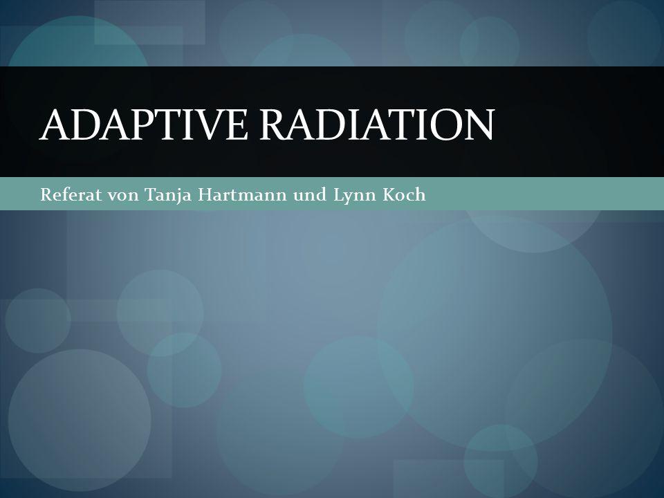 Referat von Tanja Hartmann und Lynn Koch