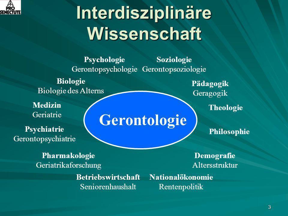 Interdisziplinäre Wissenschaft