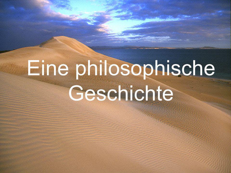 Eine philosophische Geschichte