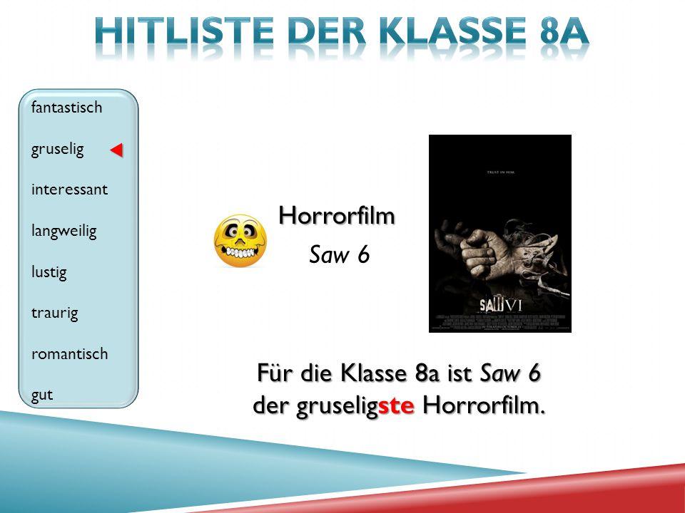 der gruseligste Horrorfilm.