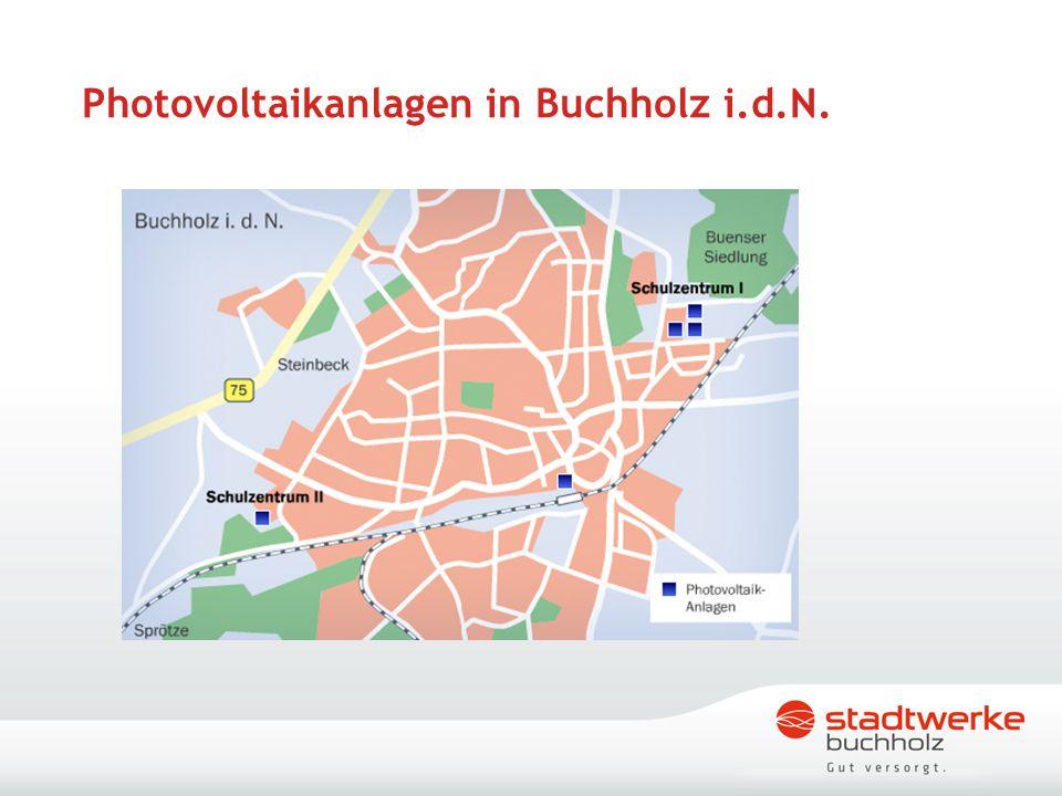 Photovoltaikanlagen in Buchholz i.d.N.