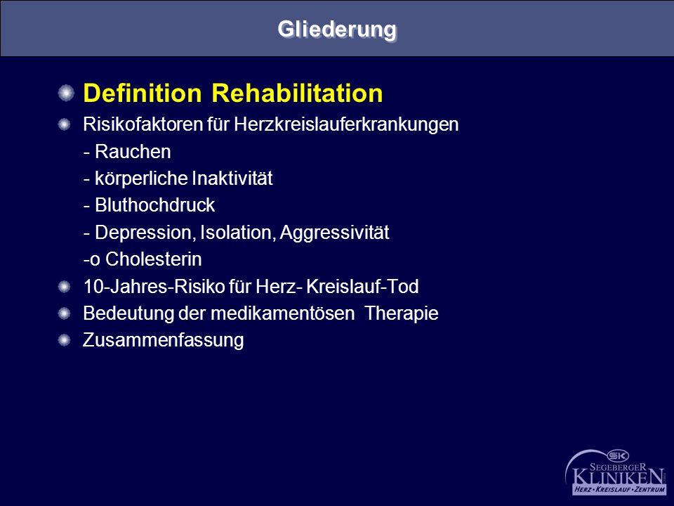 Definition Rehabilitation