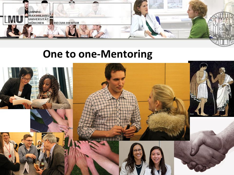 One to one-Mentoring