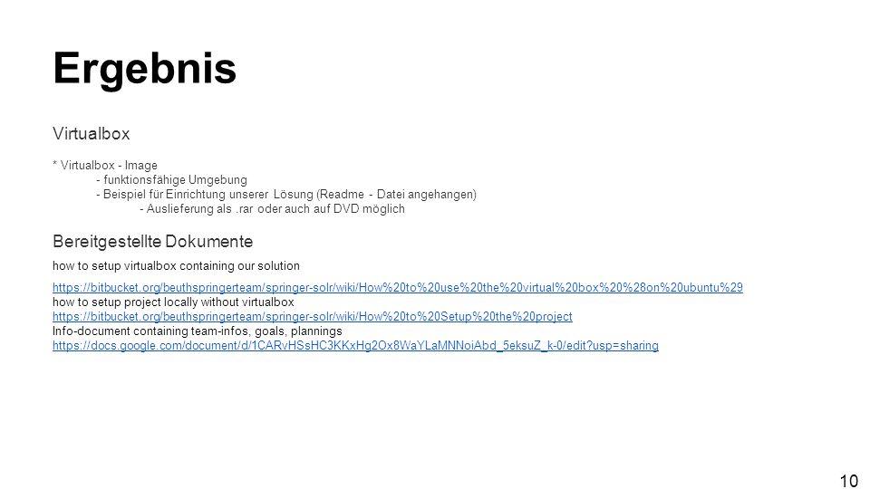 Weiterführung Highlighting für Synonyme implementieren