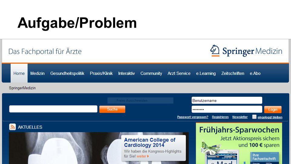 Vorgehen 4 Einarbeitung Solr konfigurieren Datenimport Suche