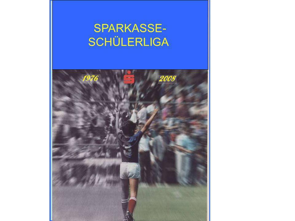 SPARKASSE- SCHÜLERLIGA 1976 2008