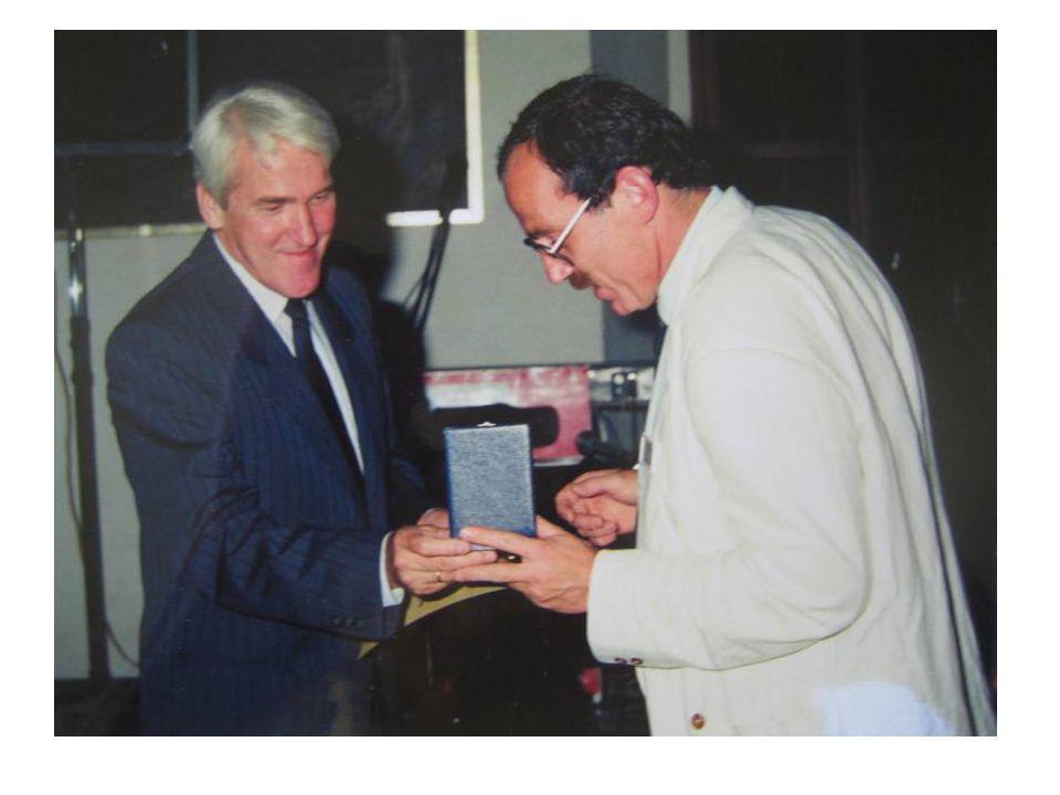 Große Ehrungen und Feste beleben diese Bundesmeisterschaft 1988 in Vorarlberg