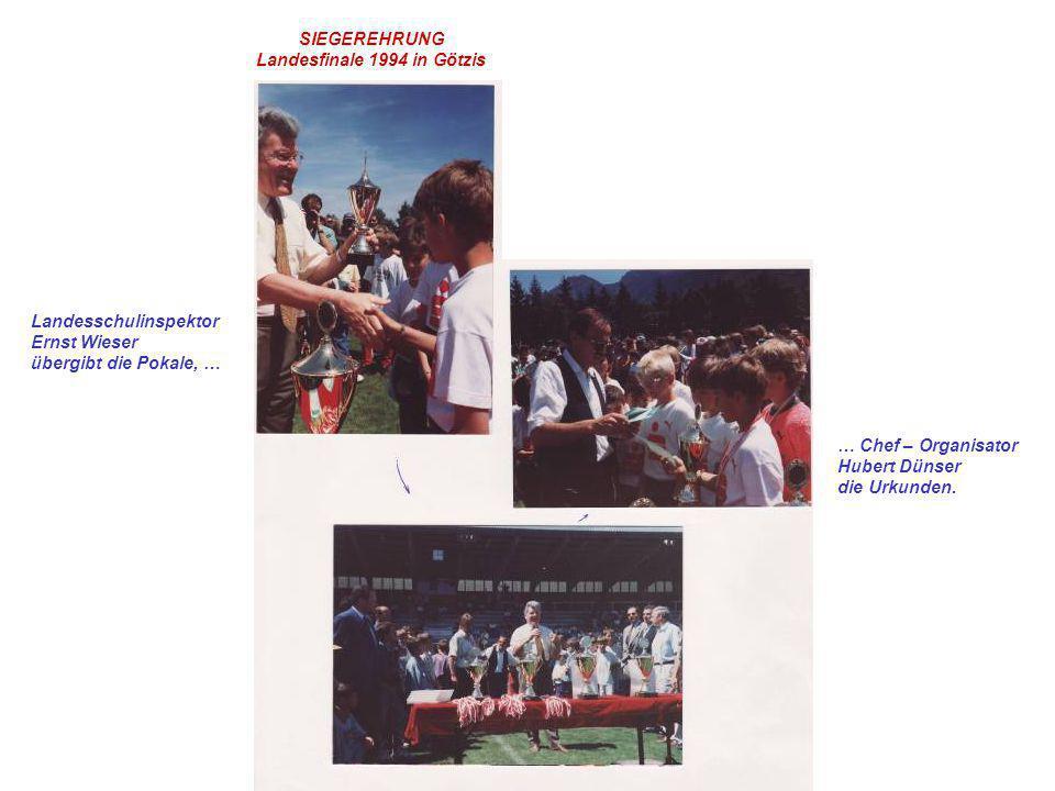 Landesfinale 1994 in Götzis