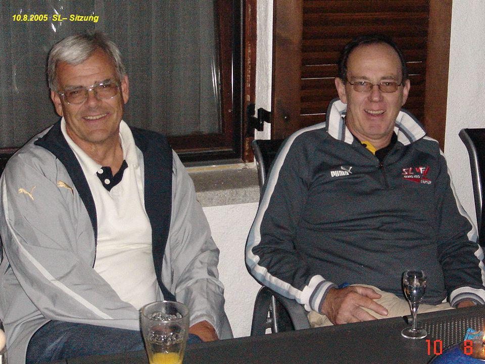 10.8.2005 SL– Sitzung
