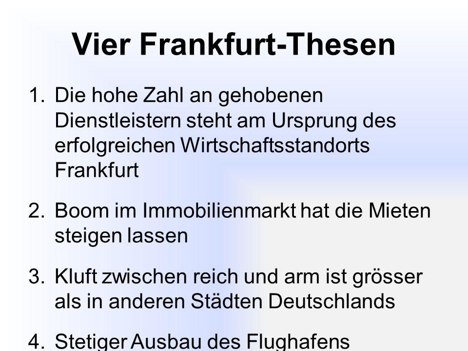 Vier Frankfurt-Thesen