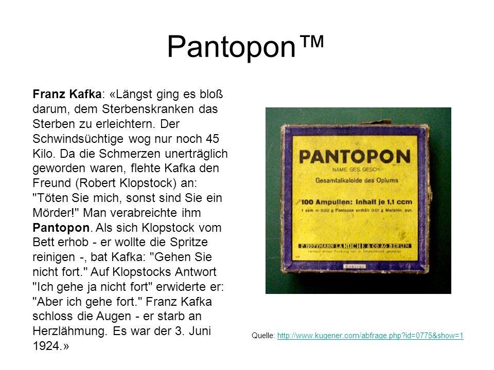 Pantopon™