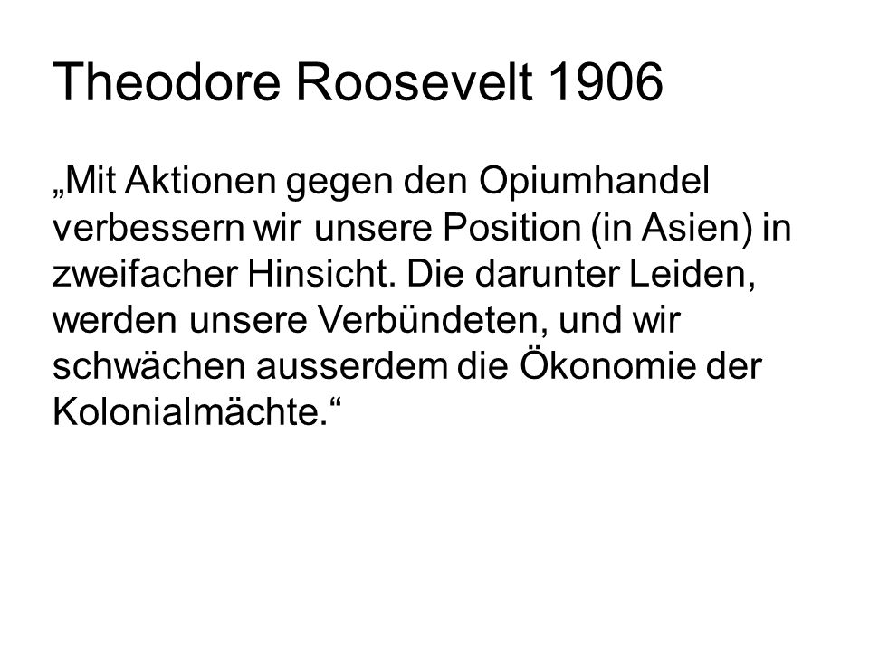 Theodore Roosevelt 1906