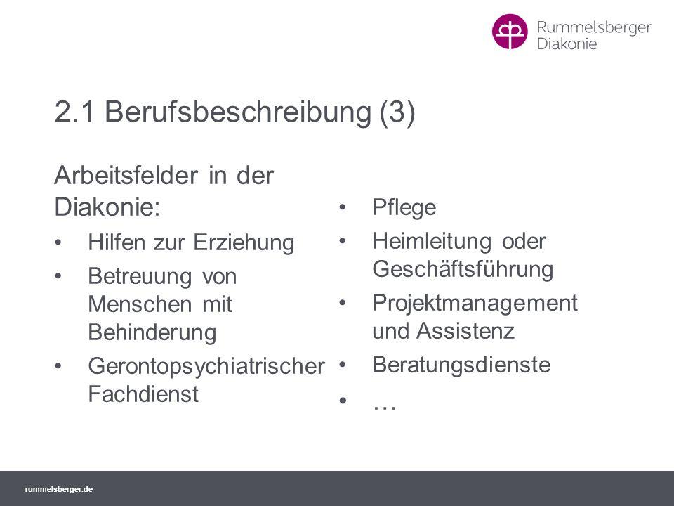 2.1 Berufsbeschreibung (3)