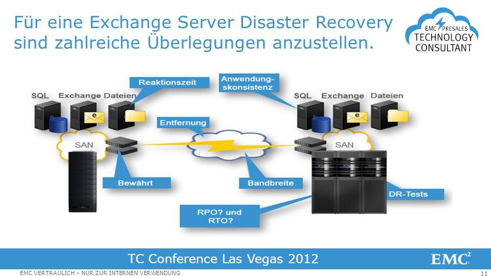 Für eine Exchange Server Disaster Recovery sind zahlreiche Überlegungen anzustellen.