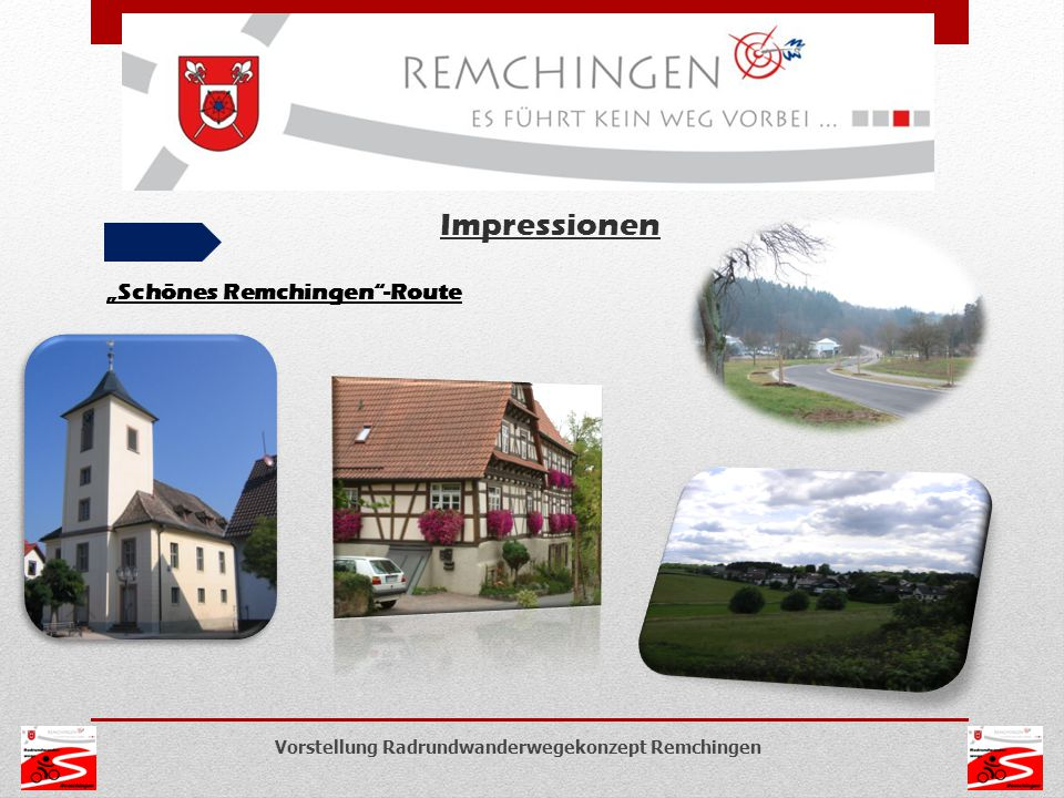 """Impressionen """"Schönes Remchingen -Route"""