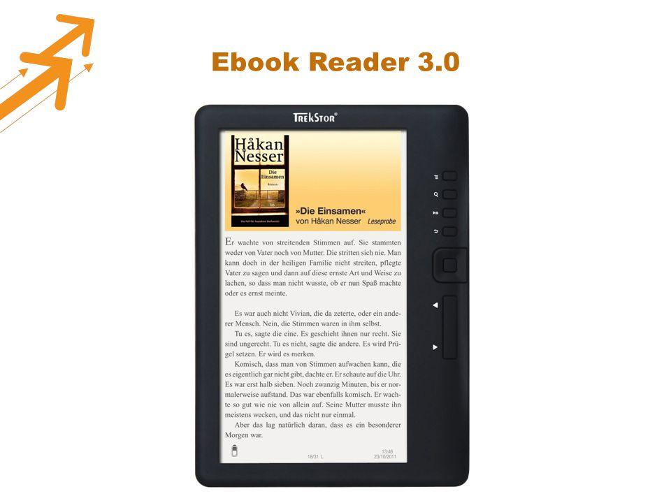 Ebook Reader 3.0 Hörbücher Farbbilder