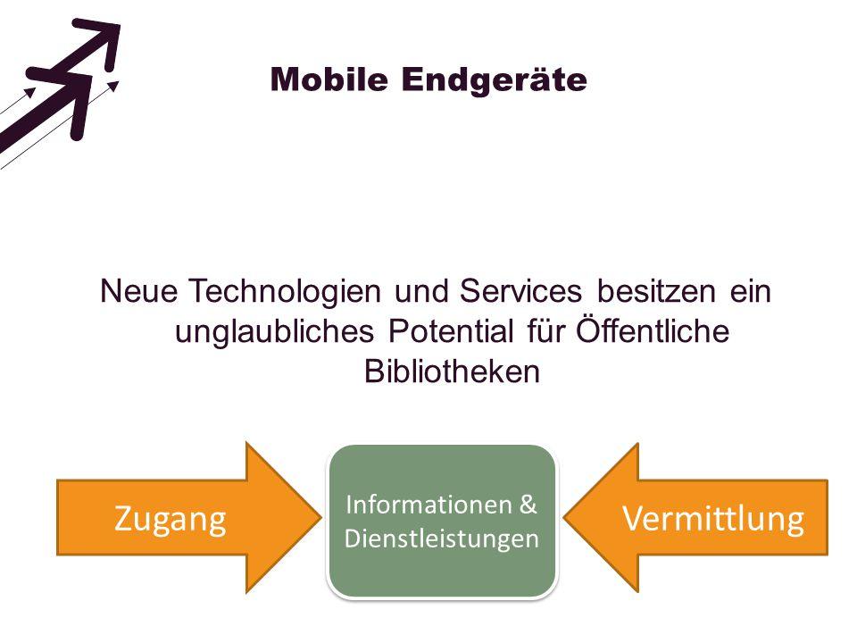 Informationen & Dienstleistungen