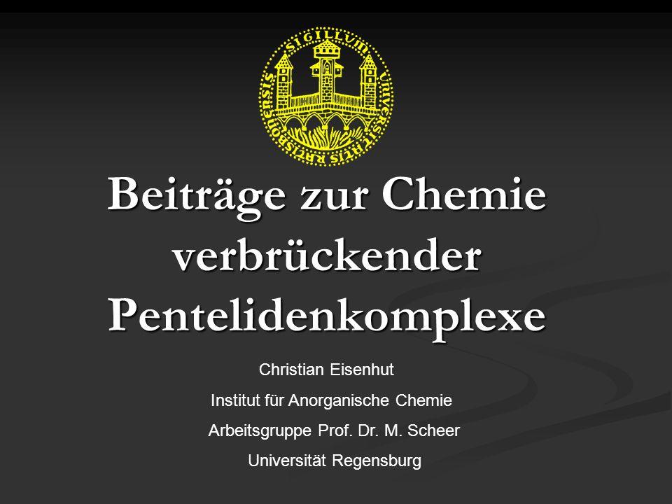 Beiträge zur Chemie verbrückender Pentelidenkomplexe